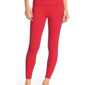 Kate Spade • Beyond Yoga Red Bow Leggings